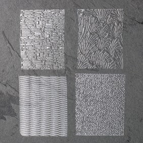 Texture Plates For Metal Clay