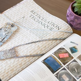 Meet The Jeweller, Tansy Wilson