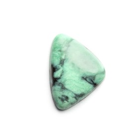 New Lander Turquoise Cabochon, Approx 14.5x12mm