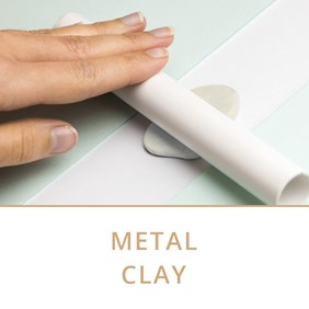 metal clay tutorials
