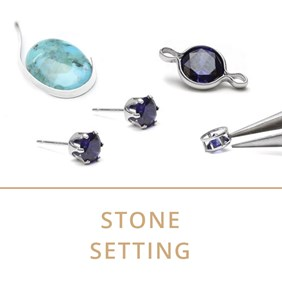 stone setting jewellery making tutorials