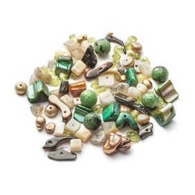 Greenery Bead Pack, 25g