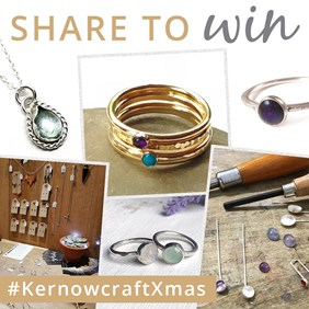 Share To Win! #KernowcraftXmas