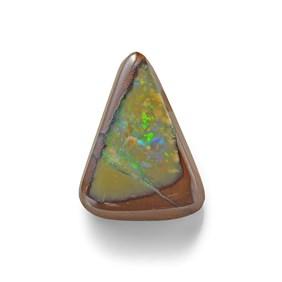 Australian Free Form Boulder Opal, Approx 14.5x11mm