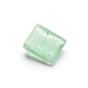 Emerald 10.5x9.5mm Octagon Faceted Stone