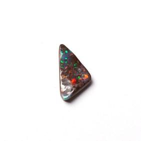 Australian Free Form Boulder Opal, Approx 11x7mm