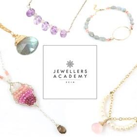 Jewellers Academy Kit: Gemstone & Wire Jewellery With Jessica Rose