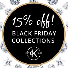 15% Off Black Friday Collections