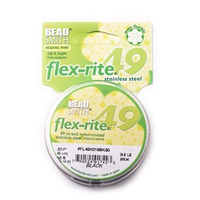 Flex-Rite 49 Jewellery Wire, 0.45mm