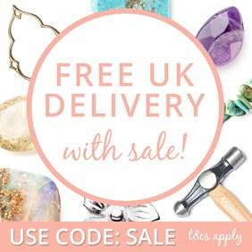 Free UK Delivery With Sale