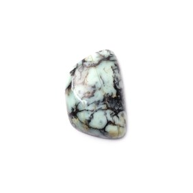 New Lander Turquoise Cabochon, Approx 17x11.5mm