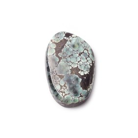 New Lander Turquoise Cabochon, Approx 23x15mm
