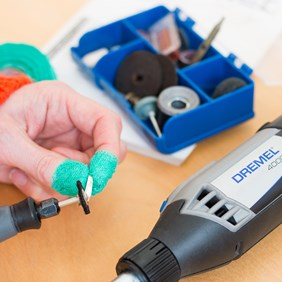 dremel and accessories kit