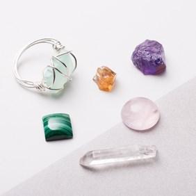 wire wrap gemstone ring tutorial