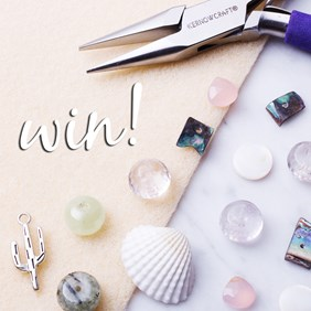 Share Your Kernowcraft Supplies To Win!