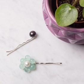 Pearl & Gem Hair Accessories
