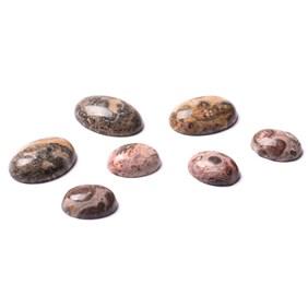 Leopard Skin Agate Cabochons