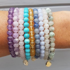 Mindful Gemstone Jewellery With The Sea Tree Company