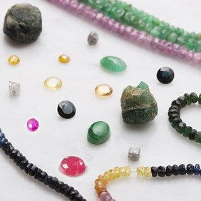 The Precious Gemstone Collection