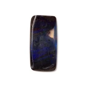 Freeform Australian Boulder Opal, Approx 21x10mm