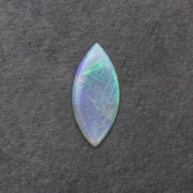 Solid Opal Marquise Cabochons, Approx 17.5x8mm
