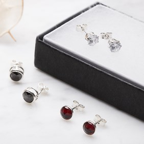 Gemstone Earring Bundle