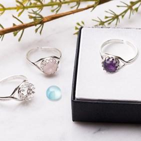 gemstone ring bundle kit