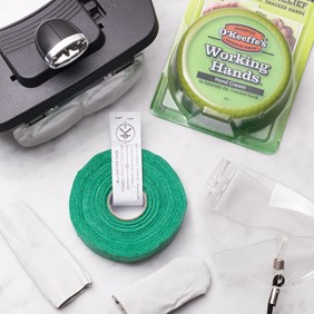 jewellery making protection kit
