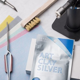 Silver Clay Tool Kit