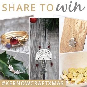 Share To Win! #KernowcraftXmas