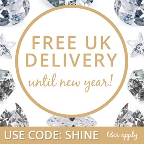 Free UK Delivery Until New Year!