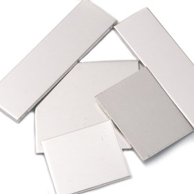 Assorted Sterling Silver 1mm Sheet Pack, Approx 20g