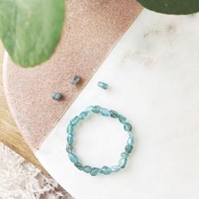 Apatite Elastic Bracelet
