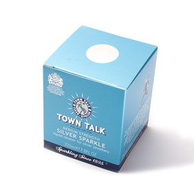 Town Talk Silver Sparkle, 225ml