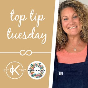 Top Tip Tuesday: Metalsmithing With Cyrilyn