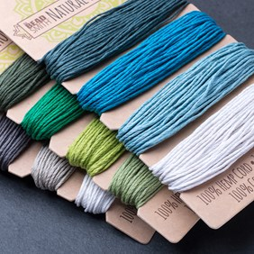 Beading Threads & Findings