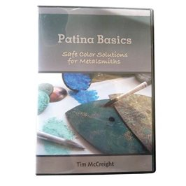 Patina Basics DVD - Tim McCreight