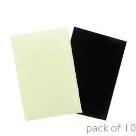 Cushioned Pads for PB34 Pendant Boxes, Pack of 10