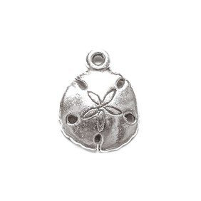 Sterling Silver Sand Dollar Charms