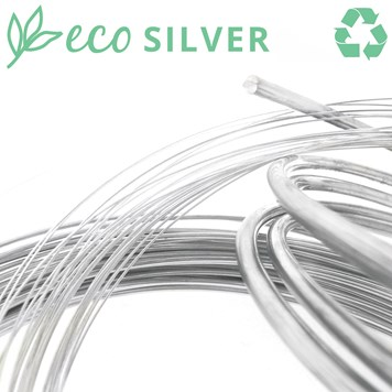 Eco Silver Wire For Jewellery Making