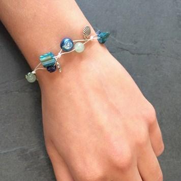 jewellery craft stall
