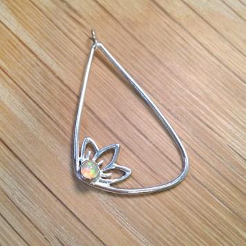 Opal Pendant Setting