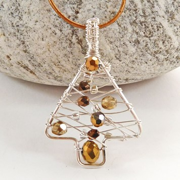 beau bella wire and bead tree pendant- edited- kernowcraft .jpg