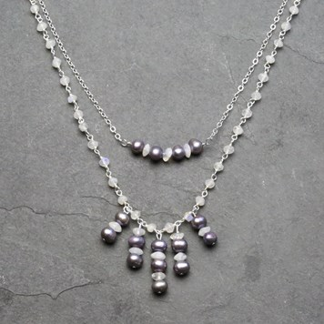 how to make this necklace