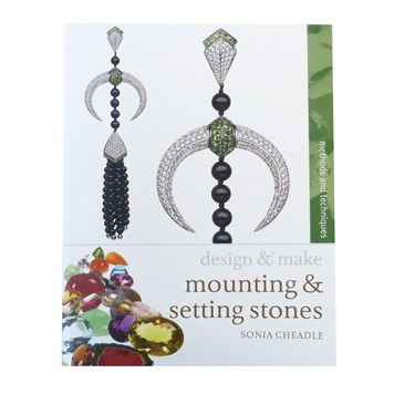 Mounting and Setting Stones Book From Kernowcraft