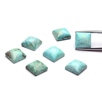square natural turquoise cabochons uk wholesale