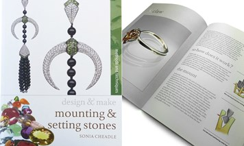 Mounting and stonesetting book - Kernowcraft