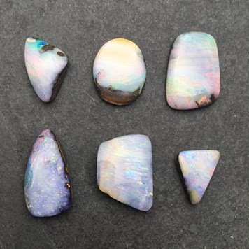 Boulder Opals From Kernowraft