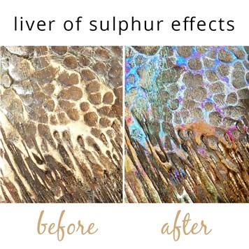 liver of sulphur