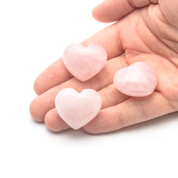 rose quartz crystal healing